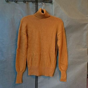 Theory 100% Cashmere Turtleneck Sweater